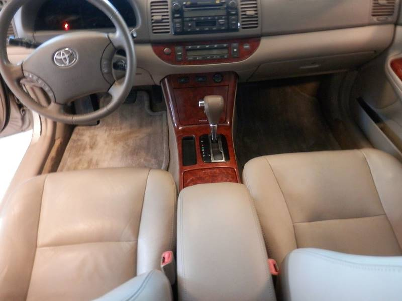 2005 Toyota Camry Xle V6 4dr Sedan In Berlin Ct Absolute Auto Center