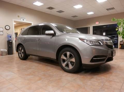 2016 Acura MDX for sale in Berlin, CT
