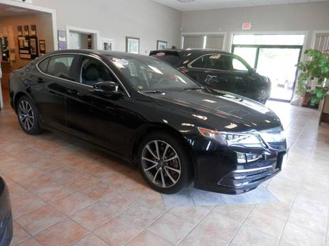 2016 Acura TLX for sale in Berlin, CT