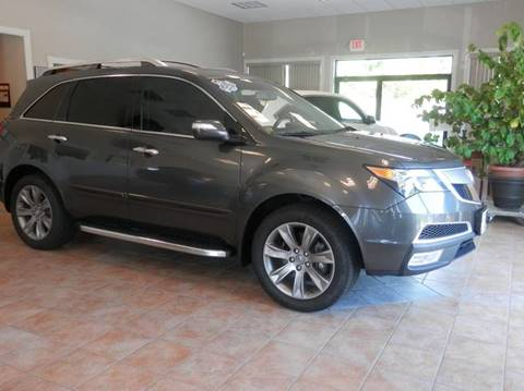 2012 Acura MDX for sale in Berlin, CT