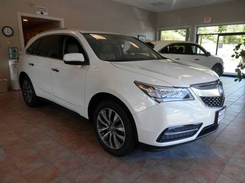 2014 Acura MDX for sale in Berlin, CT