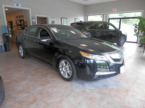 2010 Acura TL for sale in Berlin, CT