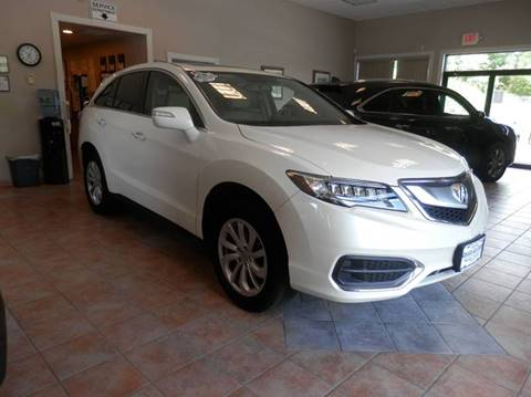 2017 Acura RDX for sale in Berlin, CT