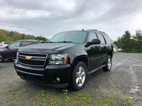 2013 Chevrolet Tahoe for sale at Denton Auto Inc in Craftsbury VT