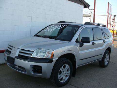 2004 Mitsubishi Endeavor For Sale In Texas Carsforsale