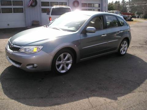 2009 Subaru Impreza for sale in Somers, CT