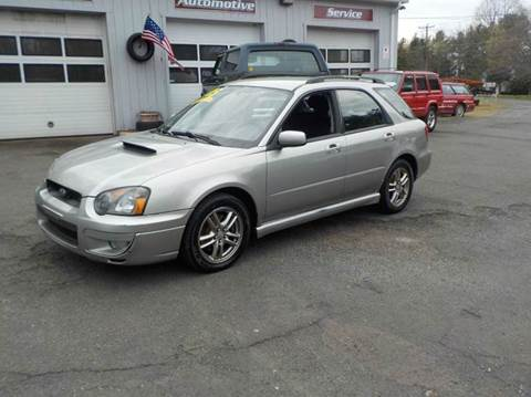 2005 Subaru Impreza for sale in Somers, CT
