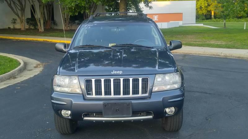 2004 Jeep Grand Cherokee 4dr Special Edition 4WD SUV - Richmond VA