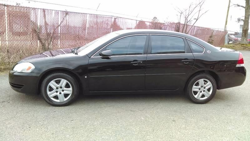2007 Chevrolet Impala LS 4dr Sedan w/ roof rail curtain delete - Richmond VA