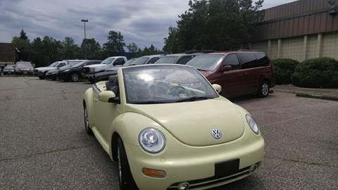 2004 Volkswagen New Beetle for sale in Richmond, VA