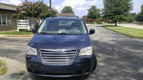 2008 Chrysler Town and Country for sale in Richmond, VA