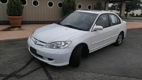 2005 Honda Civic for sale in Richmond, VA