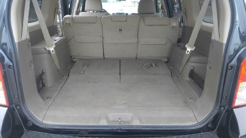 2008 Nissan Pathfinder 4x4 SE 4dr SUV - Richmond VA