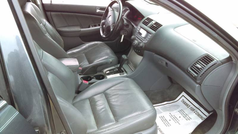 2004 Honda Accord EX V-6 4dr Sedan - Richmond VA