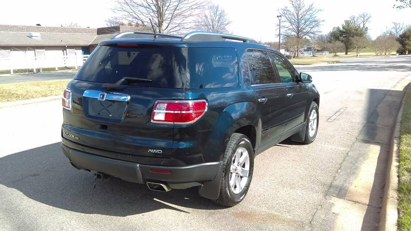 2007 Saturn Outlook AWD XR 4dr SUV - Richmond VA