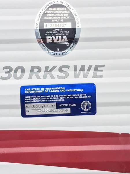 2012 Keystone Hideout  - Enumclaw WA