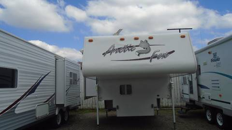 2008 Arctic Fox Silver Fox for sale at Quality RV LLC in Enumclaw WA