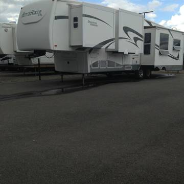 2008 HITCHHIKER  3309 for sale at Quality RV LLC in Enumclaw WA