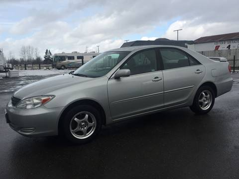 2002 Toyota Camry for sale in Enumclaw, WA