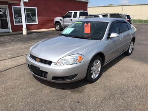 2006 Chevrolet Impala for sale in Flint, MI