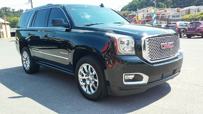2016 GMC Yukon for sale at Mulligan's Auto Exchange LLC in Paxinos PA