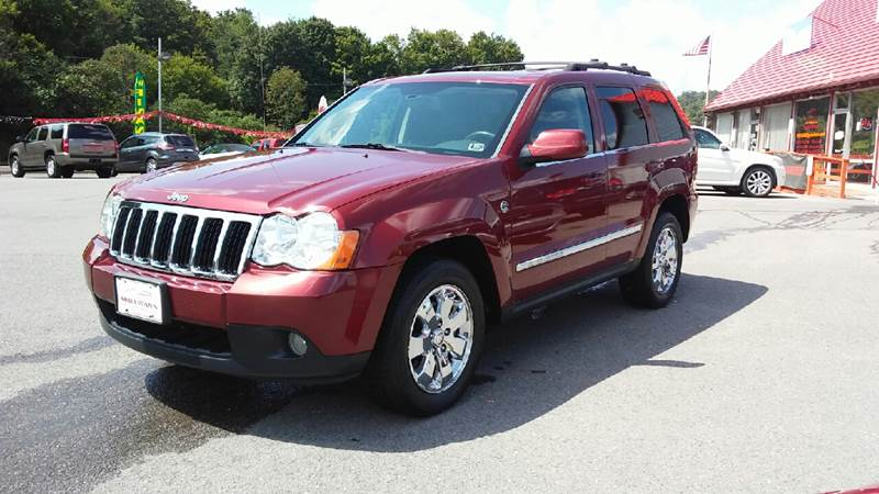 2009 Jeep Grand Cherokee for sale at Mulligan's Auto Exchange LLC in Paxinos PA