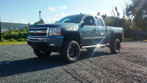 2010 Chevrolet Silverado 1500 for sale at Mulligan's Auto Exchange LLC in Paxinos PA