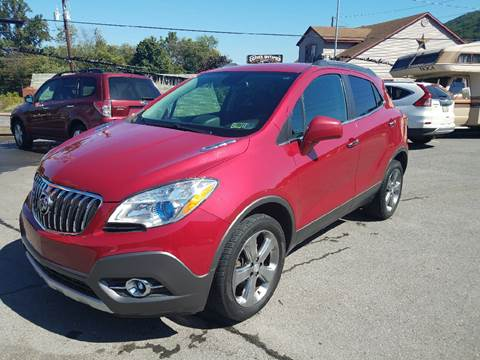 2013 Buick Encore for sale in Paxinos, PA