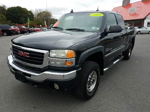 2003 GMC Sierra 2500HD for sale in Paxinos, PA
