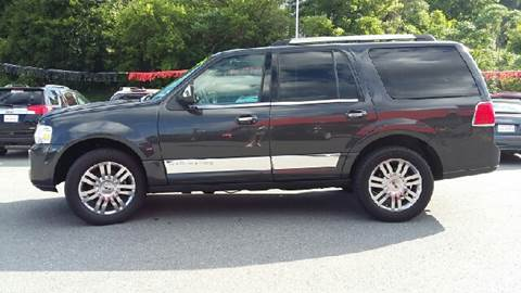 2007 Lincoln Navigator for sale at Mulligan's Auto Exchange LLC in Paxinos PA