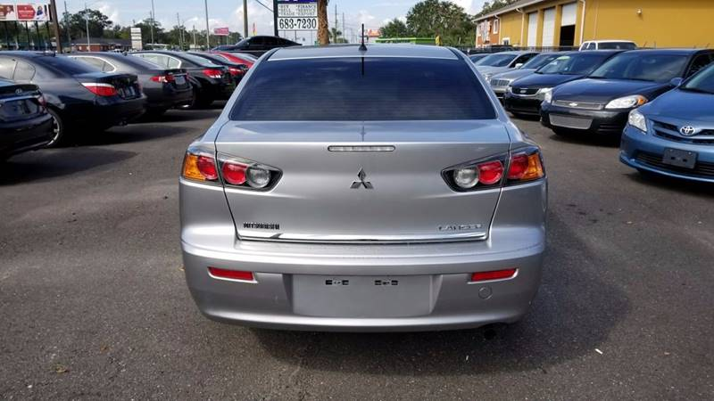 949444769 2016 mitsubishi lancer es 4dr sedan cvt in jacksonville fl autorange 2017 Lancer at reclaimingppi.co