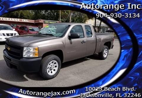 2013 Chevrolet Silverado 1500 for sale in Jacksonville, FL