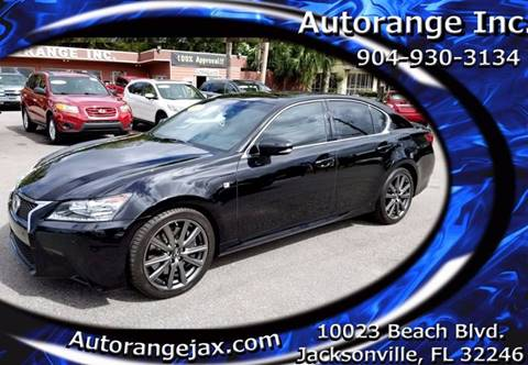 2013 Lexus GS 350 for sale in Jacksonville, FL