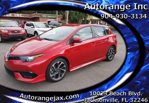 2016 Scion iM for sale in Jacksonville, FL