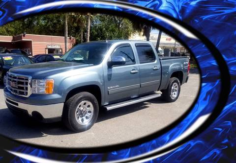 2011 GMC Sierra 1500 for sale in Jacksonville, FL
