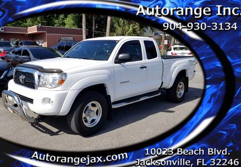 2011 Toyota Tacoma for sale in Jacksonville, FL