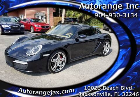 2008 Porsche Cayman For Sale In Jacksonville Fl