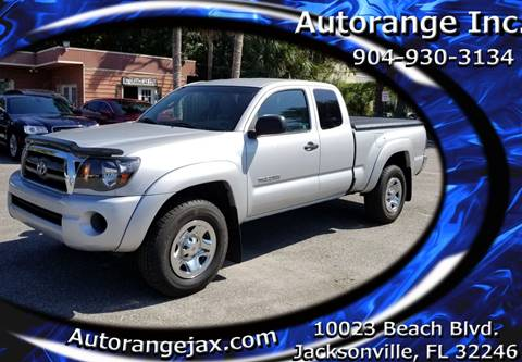 2010 Toyota Tacoma for sale in Jacksonville, FL