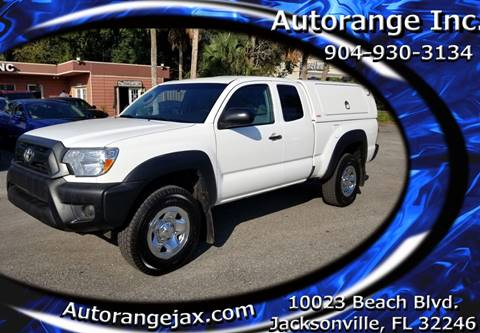 2015 Toyota Tacoma for sale in Jacksonville, FL