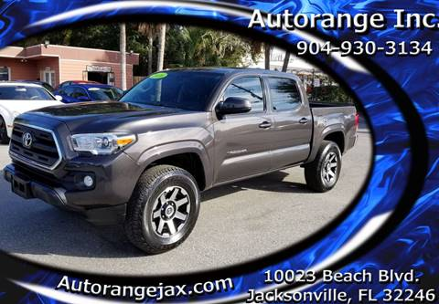 2016 Toyota Tacoma for sale in Jacksonville, FL