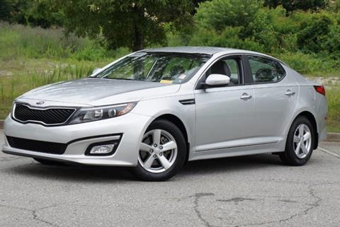 2014 Kia Optima for sale in Macon, GA