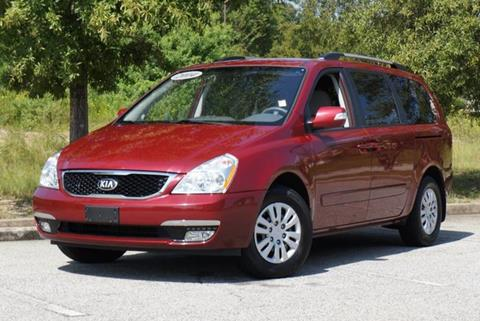 2014 Kia Sedona for sale in Macon, GA