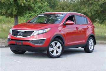 2012 Kia Sportage for sale in Macon, GA