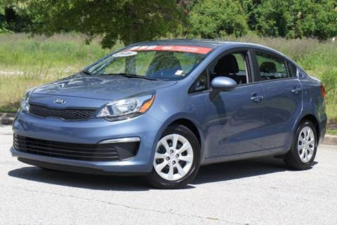 2016 Kia Rio for sale in Macon, GA