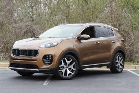 2017 kia sportage for sale in georgia. Black Bedroom Furniture Sets. Home Design Ideas