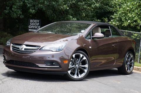 2016 Buick Cascada for sale in Macon, GA
