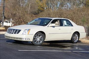2011 Cadillac DTS for sale in Macon, GA