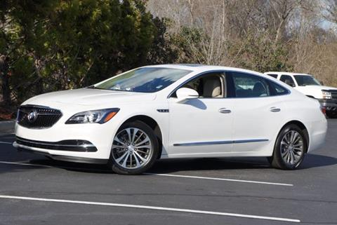2017 buick lacrosse for sale in georgia. Black Bedroom Furniture Sets. Home Design Ideas