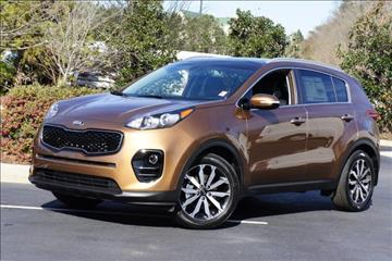 2017 Kia Sportage for sale in Macon, GA