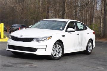 2017 Kia Optima for sale in Macon, GA